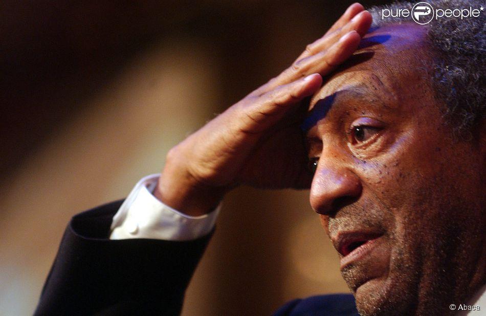 Bill Cosby à New York le 25 mars 2004.