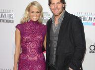 Carrie Underwood, enceinte : Comment elle a découvert le sexe de son bébé...