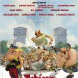 Affiche du film Astérix - Le Domaine des dieux