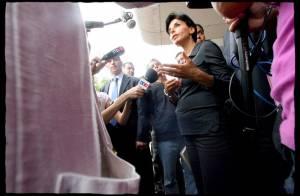 PHOTOS : Rachida Dati ne lâche rien!