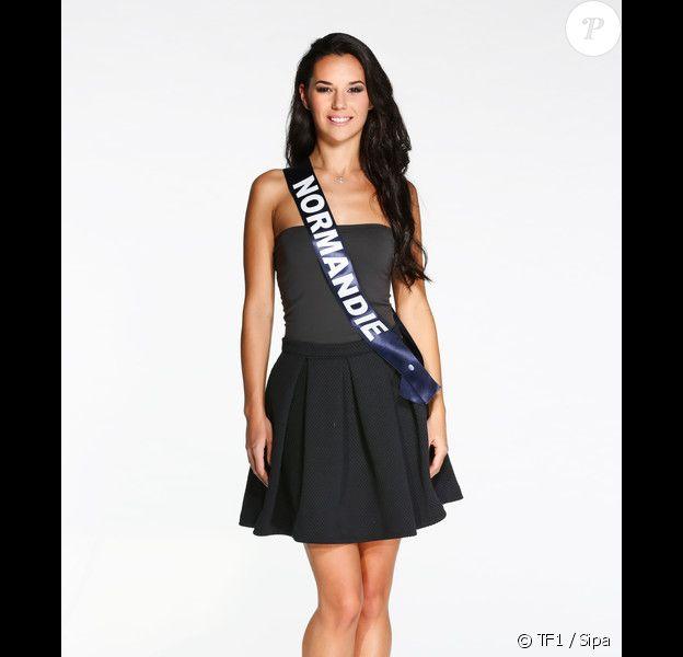 Miss Normandie 2014 (portrait officiel de l'élection de Miss France 2015)