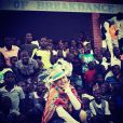 Madonna au Malawi, novembre 2014.