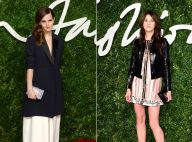 Emma Watson et Charlotte Gainsbourg : Stars des British Fashion Awards