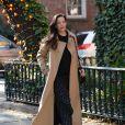 Liv Tyler enceinte se promène dans les rues de New York, le 3 novembre 2014.