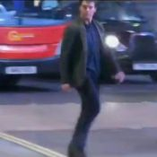 Tom Cruise, incognito à Londres, manque de se faire écraser...