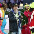 Charlotte Casiraghi lors de l'épreuve Style & Sport Competition for AMADE au troisième jour du Gucci Paris Masters à Villepinte le 6 décembre 2014