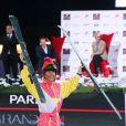 Philippe Rozierlors de l'épreuve Style & Sport Competition for AMADE au troisième jour du Gucci Paris Masters à Villepinte le 6 décembre 2014