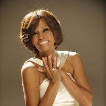 Whitney houston radieuse à new york en août 2009