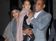 Beyoncé, Jay Z et Blue Ivy : Sous le charme de la nouvelle ''Annie''
