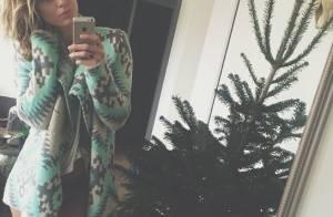 Caroline Receveur : Coup de gueule et photo sexy pour Noël