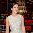 """Keira Knightley - Cérémonie """"Moet British Independent Film Awards"""" à Londres, le 7 décembre 2014"""