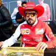 Fernando Alonso lors du Grand Prix des Etats-Unis à Austin au Texas, le 1er novembre 2014