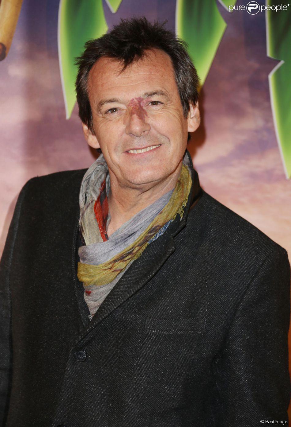 Jean luc reichmann avant premi re du film clochette et la f e pirate au gaumont ma - Fee clochette et les pirates ...