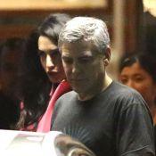 George Clooney et sa femme Amal : Instant sushi avant de grands projets