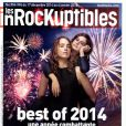 Adèle Haenel et Chrsitine, les combattantes dans Les Inrockuptibles, en kiosques le 17 décembre 2014.