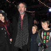 Helena Bonham Carter ex de Tim Burton : Dévastée mais solide pour les enfants