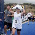 Matthew McConaughey au top de sa forme au triathlon
