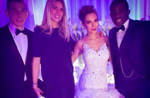 Lucas Digne (PSG) s\u0027est marié  Le footballeur a épousé sa belle Tiziri