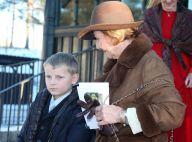 Haakon et Mette-Marit de Norvège : Avec leurs enfants pour la messe de Noël