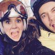 Nina Dobrev aurait-elle du mal à tourner la page ? Elle s'est amusée à copier la photo de son ex et sa nouvelle copine, le 28 décembre 2014.