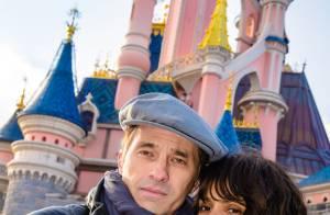 Halle Berry : Amour et féerie à Disney avec Olivier Martinez et leur fils Macéo