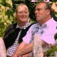 """L'agriculteur Thierry, amoureux de Véronique - """"L'amour est dans le pré 2014"""" sur M6. Première partie du bilan. Le 8 septembre 2014."""