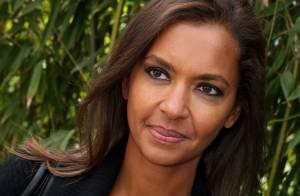 Karine Le Marchand tacle son ex Lilian Thuram : ''Je suis mieux dans ma peau''