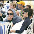 Triathlon de L.A : Matthew McConaughey, sa femme et leur fils
