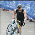 Triathlon de L.A : Matthew McConaughey