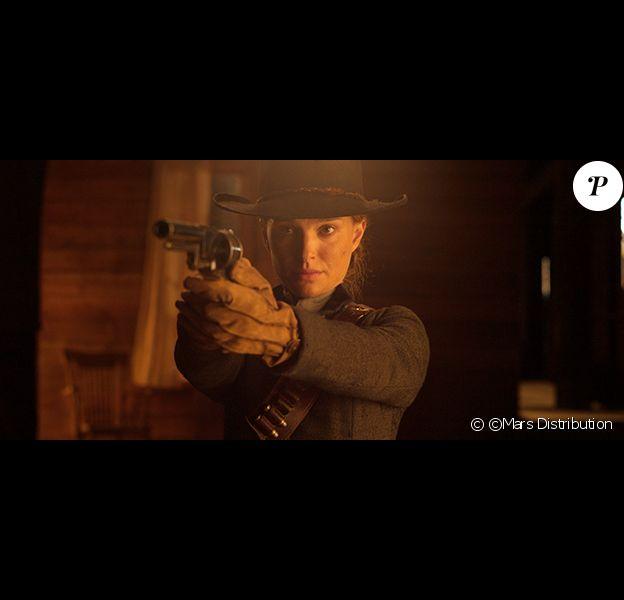 Natalie Portman porte le flingue dans Jane Got A Gun.