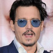 Johnny Depp méconnaissable face à sa fille Lily-Rose