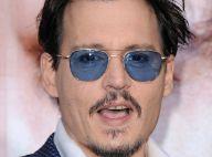 Johnny Depp méconnaissable face à sa fille Lily-Rose