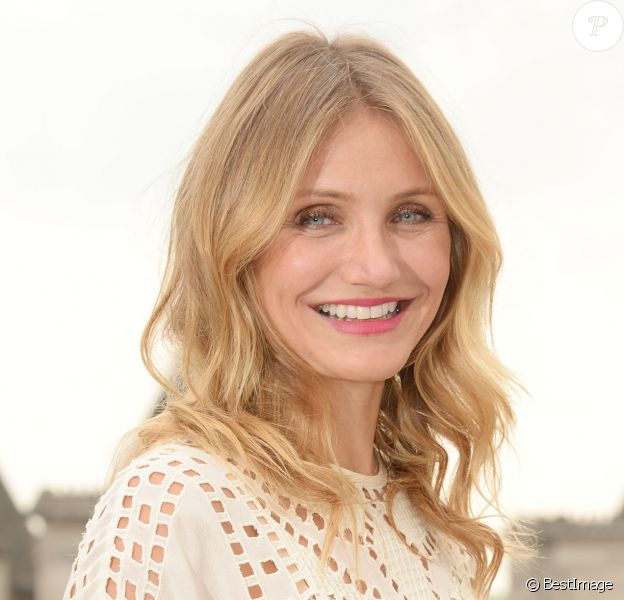 "Cameron Diaz - Photocall du film ""Sex Tape"" à Londres le 3 septembre 2014"