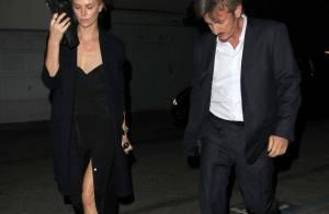 Charlize Theron et Sean Penn : Rumeurs de fiançailles mais pas de bague en vue...