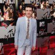 Drake Bell lors de la soirée des MTV Movie Awards 2014 à Los Angeles, le 13 Avril 2014.