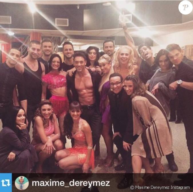 La troupe danse avec les stars nantes le 6 janvier 2015 for Danse de salon nantes
