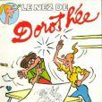 Le Nez de Dorothée, bande dessinée signée Cabu.