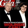 Le magazine Gala du 10 janvier 2015