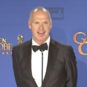 Golden Globes: Les larmes d'un Michael Keaton au top, son fils Sean fait le buzz