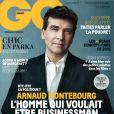 GQ, février 2015.