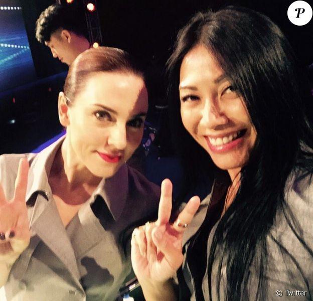 Anggun et Mel C dans le jury de L'Asie a un Incroyable Talent