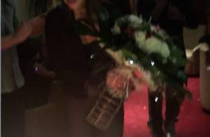 DALS, la tournée : Denitsa fête son anniversaire, Alizée lui crie son amour