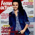 Retrouvez l'intégralité de l'interview de Patrick Fiori dans le magazine  Femme Actuelle  en kiosques du 19 au 25 Janvier 2015.