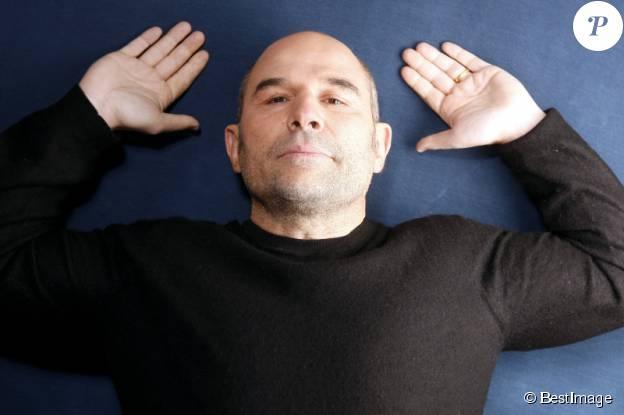 Portrait de Vincent Moscato en décembre 2012. ©BESTIMAGE
