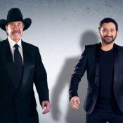 Cyril Hanouna : Danse de l'épaule et questions pièges avec Chuck Norris