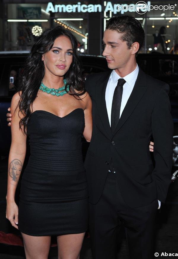 Megan Fox et Shia LaBeouf