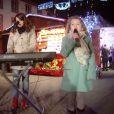 Erza, finaliste de  La France a un incroyable talent 2015  et Marina d'Amico de  The Voice  ont chanté ensemble un morceau de Stromae.