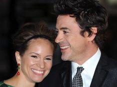 REPORTAGE PHOTOS : Le sexy Robert Downey Jr. vous présente son adorable épouse !