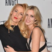 Georgia May Jagger et Jerry Hall : Angels glamour devant la sublime Elodie Frégé