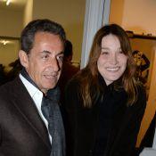 Nicolas Sarkozy célèbre ses 60 ans : Sa tendre Carla réunit tous ses amis